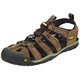 Keen Clearwater CNX Leather - Sandalias Hombre - marrón